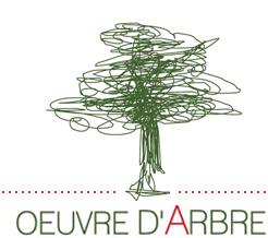 Logo oeuvre d'arbre